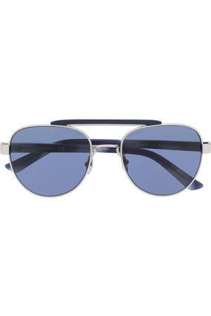 Calvin Klein Runde CK19306S Sonnenbrille