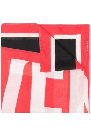 Givenchy Schal in Colour-Block-Optik