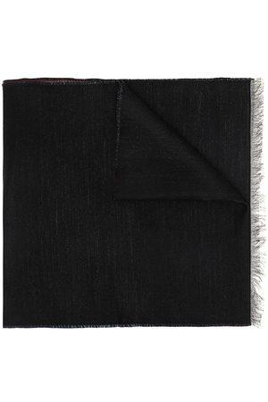 Givenchy Schal mit Farbverlauf-Logo