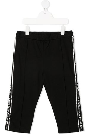 Balmain TEEN Cropped-Leggings