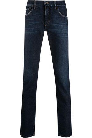 Dolce & Gabbana Tief sitzende Skinny-Jeans