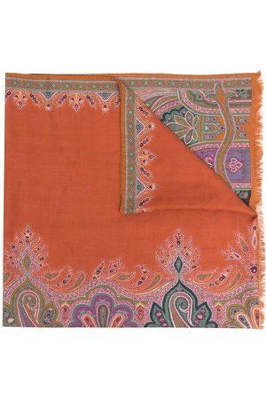 ETRO Herren Schals - Schal aus Kaschmir-Seidengemisch