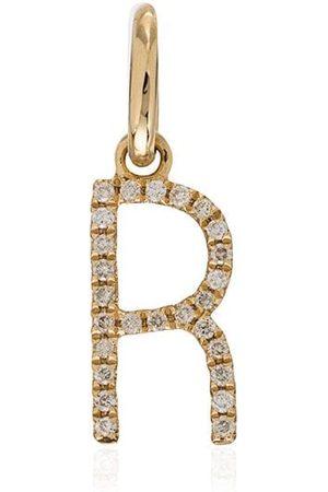 ROSA DE LA CRUZ 18kt Gelbgoldhalskette mit Diamantstern