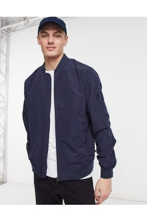 Only & Sons – Bomberjacke in Navy