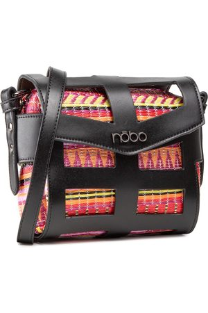 Nobo Damen Handtaschen - NBAG-K4102-CM20 Multi Czarny
