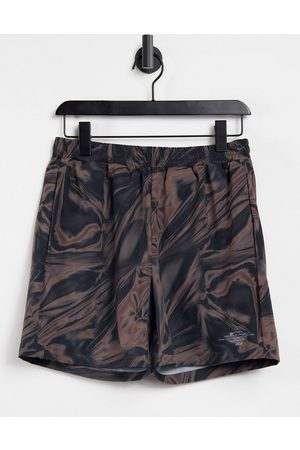 ASOS 4505 – Trainingsshorts mit All-over-Print