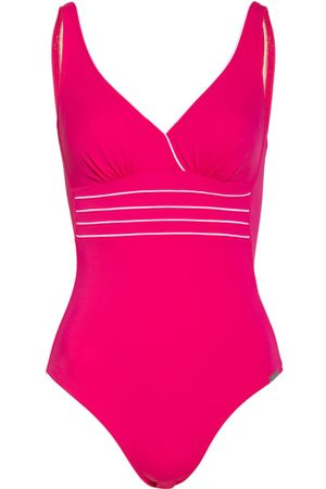 Charmline Badeanzug Pure Ocean Mit Shaping-Effekt pink
