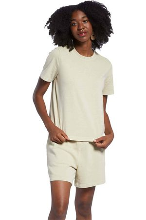 Reebok Damen T-Shirts, Polos & Longsleeves - Logo Damen T-Shirt XS