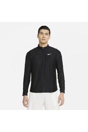 Nike Court Dri-FIT Advantage Herren-Tennisoberteil mit Halbreißverschluss