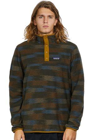 Patagonia Herren Sweatshirts - Micro D Snap-T Pullover
