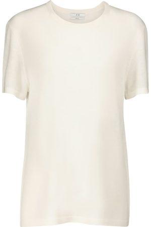 CO T-Shirt aus Kaschmir