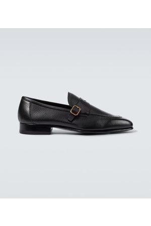Tom Ford Loafers New York Chain aus Leder