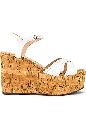 Schutz Bellina Wedge Sandal in . Size 6, 6.5, 7, 7.5, 8, 8.5, 9, 9.5.