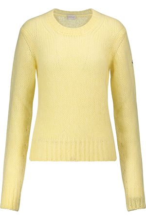Moncler Pullover aus einem Mohairgemisch