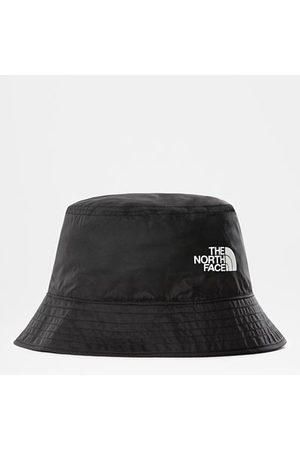 The North Face Wendbarer Sun Stash Sonnenhut Tnf Black/tnf White Größe L/XL Damen