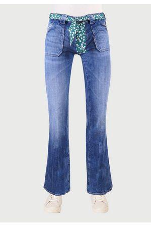 Le Temps des Cerises Bequeme Jeans »FLARE« im modischen Boot-Cut