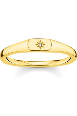 Thomas Sabo Ring Stern gold