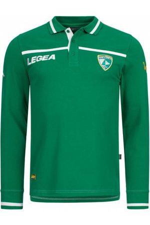 US Avellino 1912 Herren Langarm Polo-Shirt