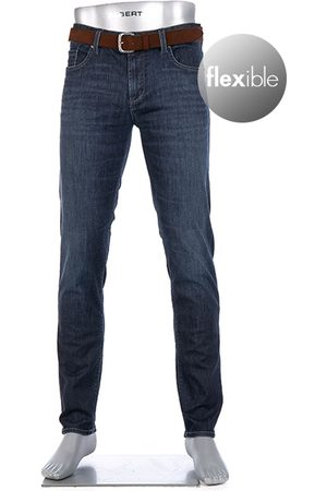 Alberto Herren Slim - Regular Fit Pipe Denim 48071987/890