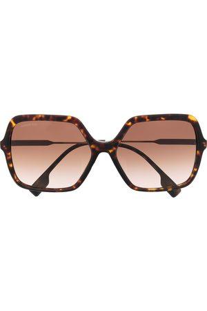 Burberry Eyewear Sonnenbrille mit Oversized-Gestell