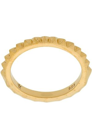 KASUN LONDON Crocodile' Ring