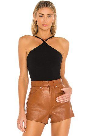 RONNY KOBO Jarah Knit Bodysuit in . Size M, S, XS.