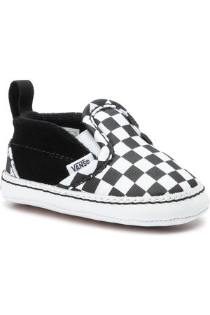 Vans Slip-On V Crib VN0A2XSLFB71 Black/Truewhite