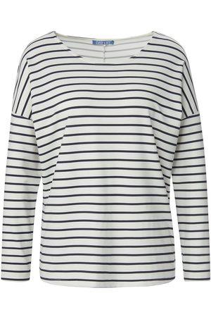 DAY.LIKE Damen T-Shirts, Polos & Longsleeves - Rundhals-Shirt weiss
