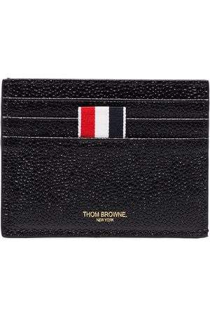 Thom Browne Gestreiftes Portemonnaie