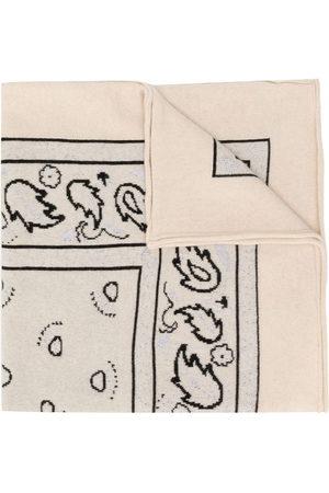 Barrie Halstuch mit Paisley-Print