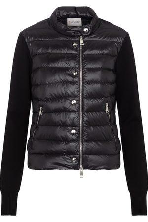 Moncler Jacke aus Shell und Baumwolle