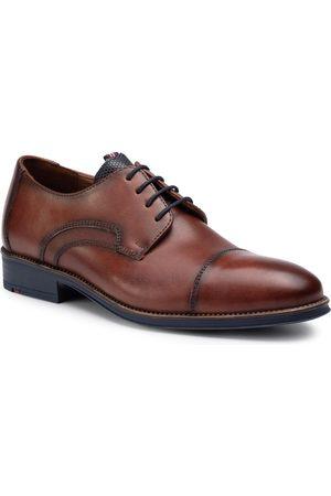 Lloyd Herren Elegante Schuhe - Griffin 29-647-35 Cioccolat/Ocean