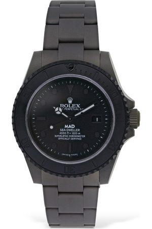 "MAD Paris 40mm Uhr ""rolex Co-lab Sea Dweller 4000"""