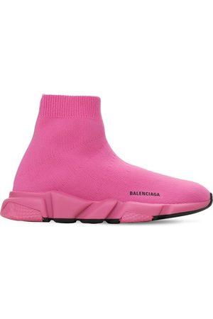 "Balenciaga Mädchen Sneakers - Recycelte Strickschuhe ""speed"""