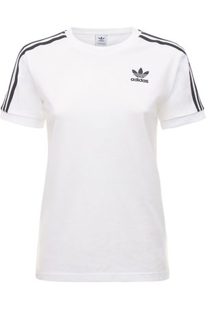 adidas T-shirt Aus Mit 3 Streifen