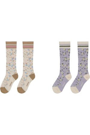 PAADE Set aus zwei Paar Socken