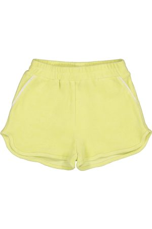 PAADE Shorts aus Baumwoll-Frottee