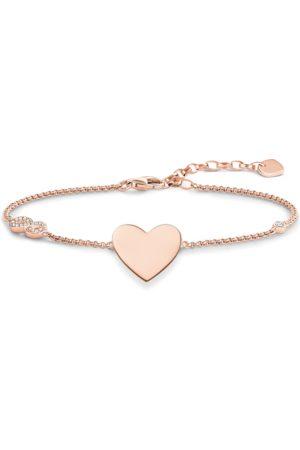 Thomas Sabo Armband Herz mit Infinity mit Gravur