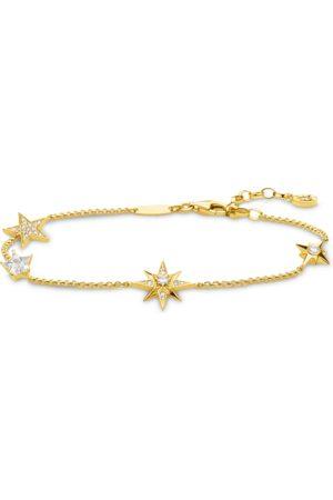 Thomas Sabo Armband Sterne gold
