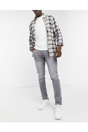 Jack & Jones Intelligence – Glenn – Schmale Karottenjeans in