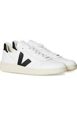 Veja Herren Sneakers - V-10 Leather Sneaker Extra White/Black