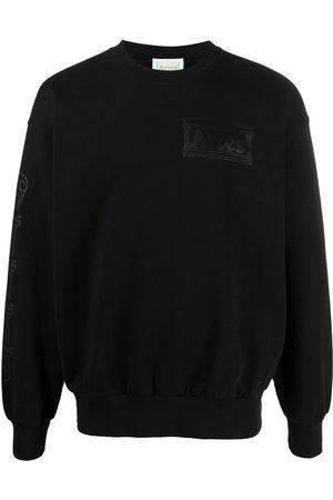 ARIES Sweatshirt mit Tempel-Logo