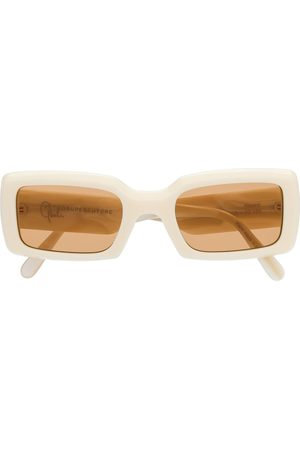 Retrosuperfuture Eckige 'Petra' Sonnenbrille