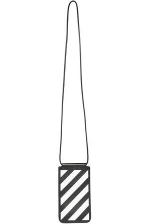 OFF-WHITE Handyhülle mit Streifen 18x55x10cm