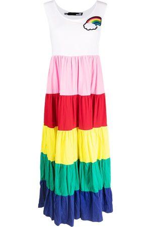 Love Moschino Kleid mit Print