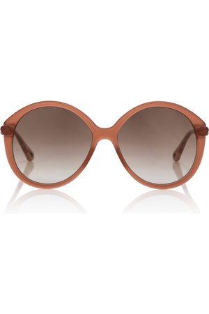 Chloé Runde Sonnenbrille