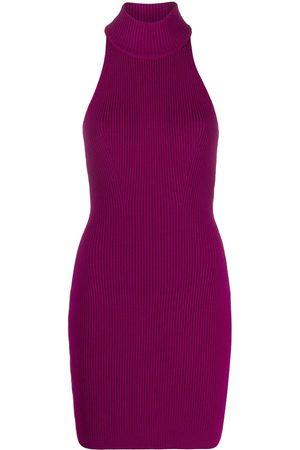 Dsquared2 Damen Strickkleider - Gestricktes Neckholder-Kleid