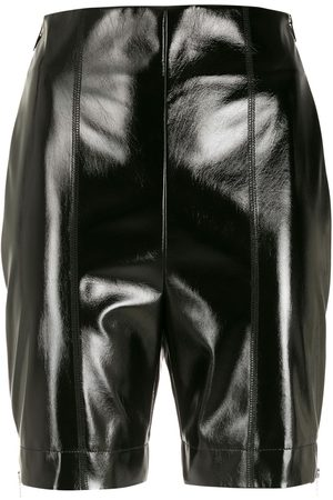 Gloria Coelho Shorts mit Streifen