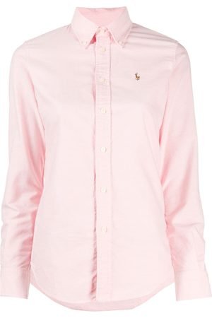 Polo Ralph Lauren Herren Hemden - Button-down-Hemd mit Logo