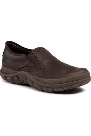 Caterpillar Herren Sneakers - Fused Slip On P724806 Coffee Bean